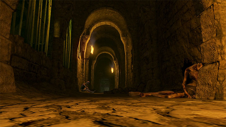 Dark Souls Remasteredの導入ムービー