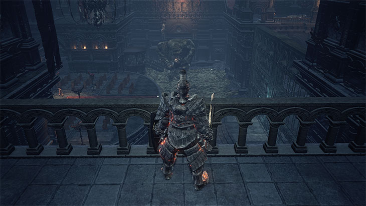 Dark Souls 3の深みの聖堂の巨人