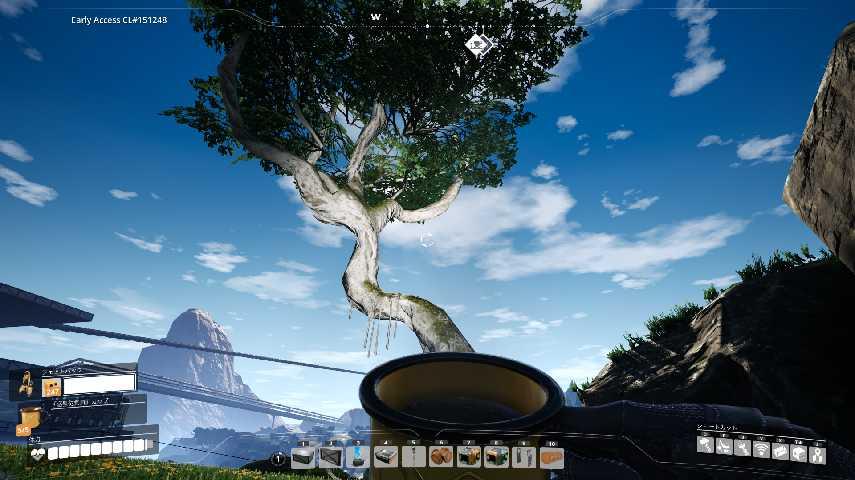 satisfactorynの大木