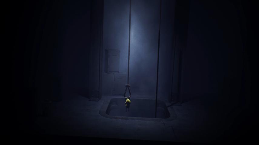 リトルナイトメアの首吊りエレベーター