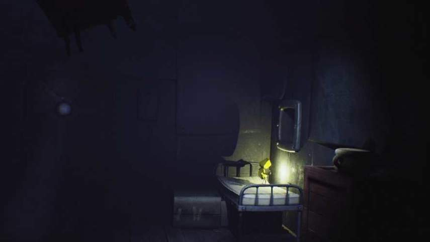 リトルナイトメアの最初の部屋の出口