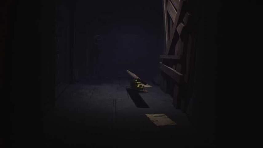 リトルナイトメアの6つ目の部屋の出口