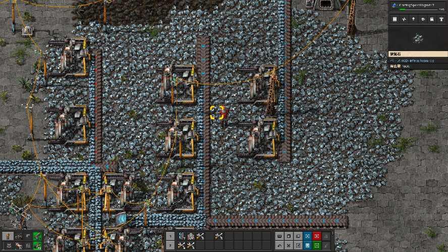 FactorioのInfinite Resource